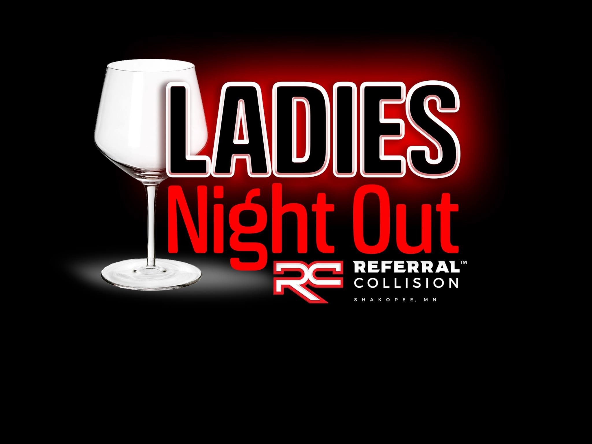 Ladies Night Out at Referral Collision