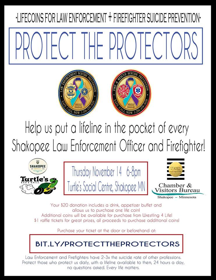 Protect the Protectors