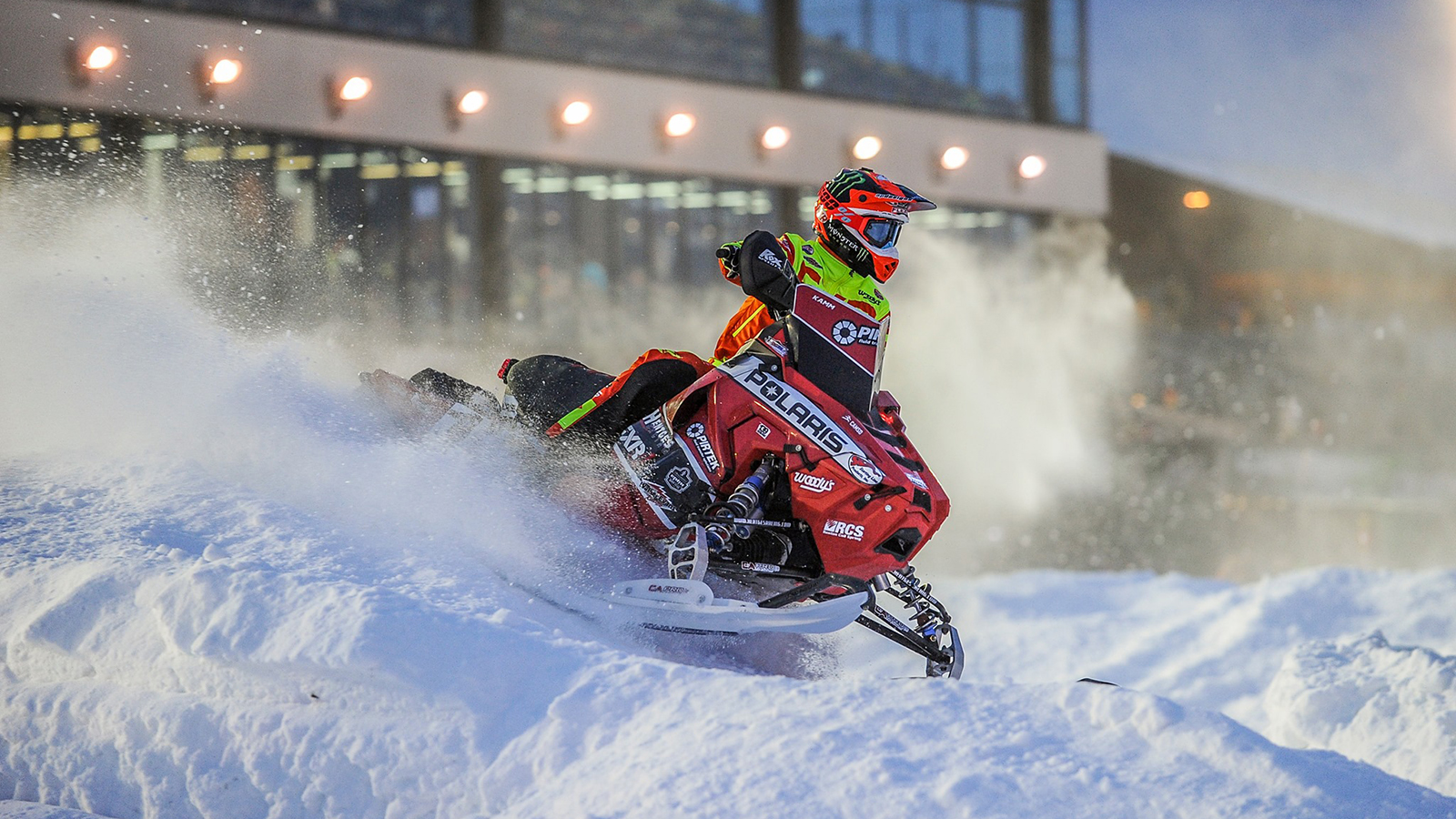2020 Pirtek Snocross National