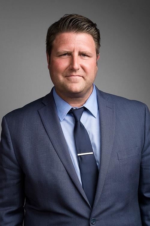 Treasurer - Chad Peterson