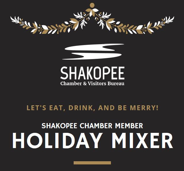 Shakopee Chamber Member Holiday Mixer