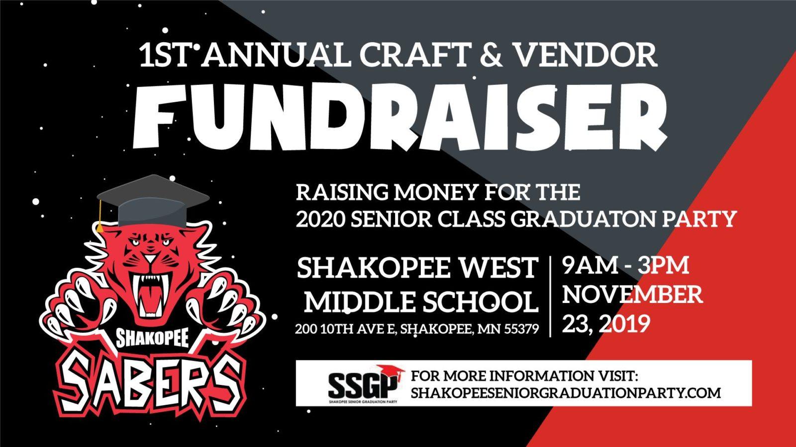 SSGP 1st Annual Craft & Vendor Fundraiser