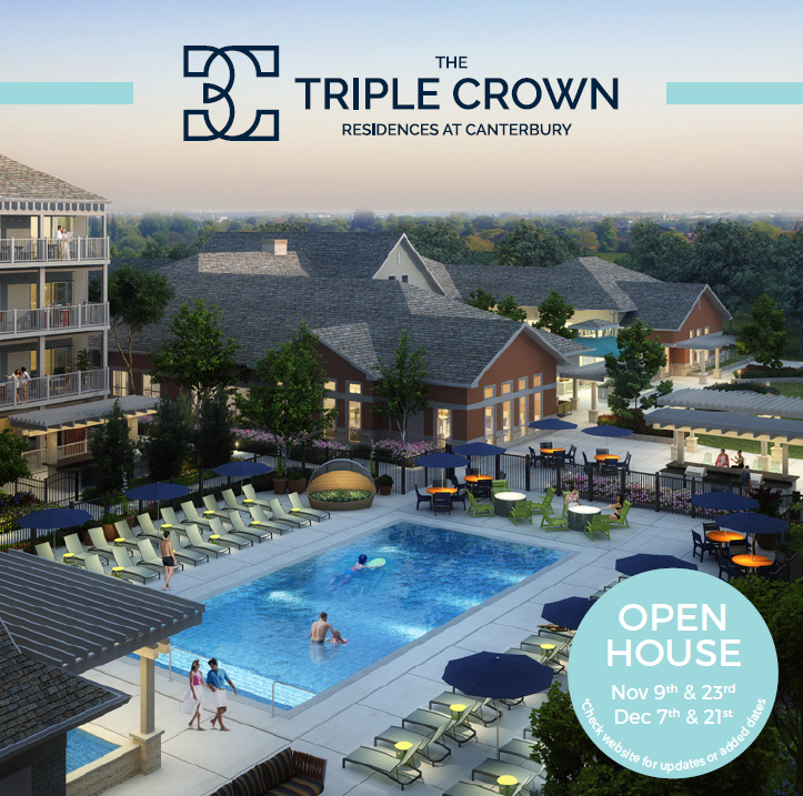 Open House at The Triple Crown Residences at Canterbury