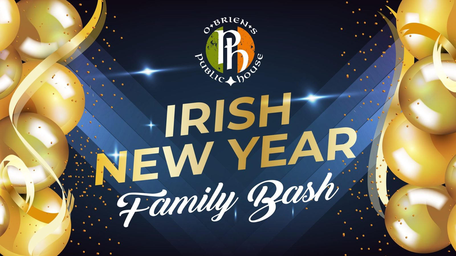 Irish NYE Family Bash