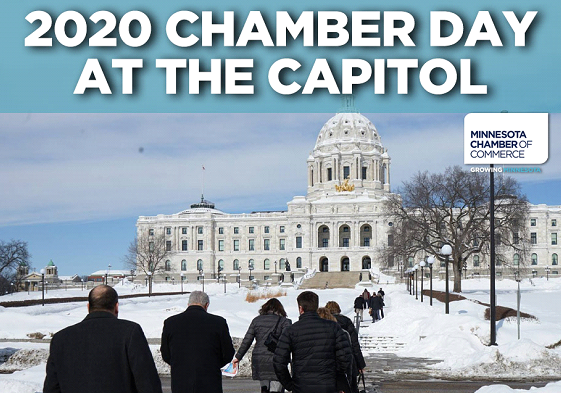 2020 Chamber Day at the Capitol