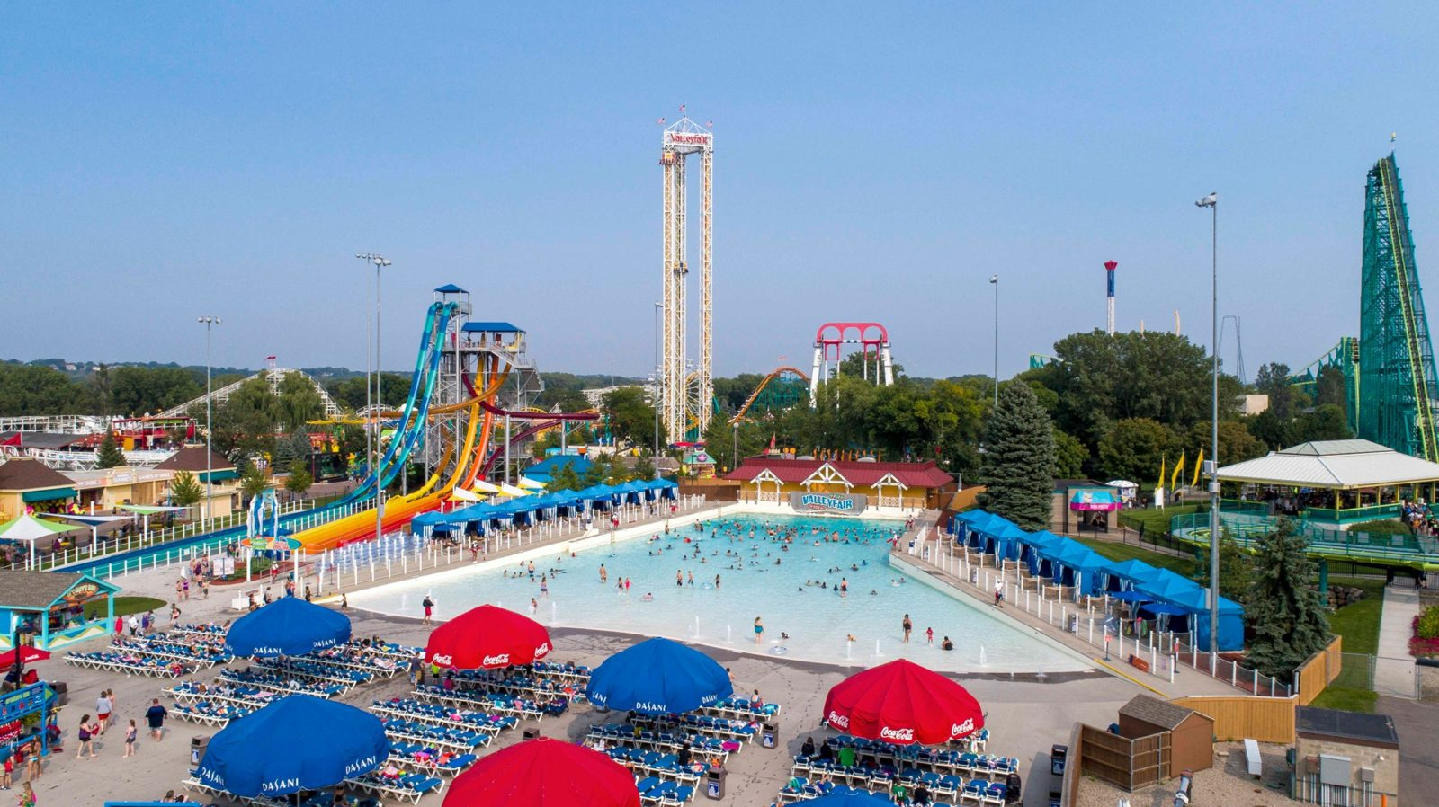 Soak City Opening Weekend