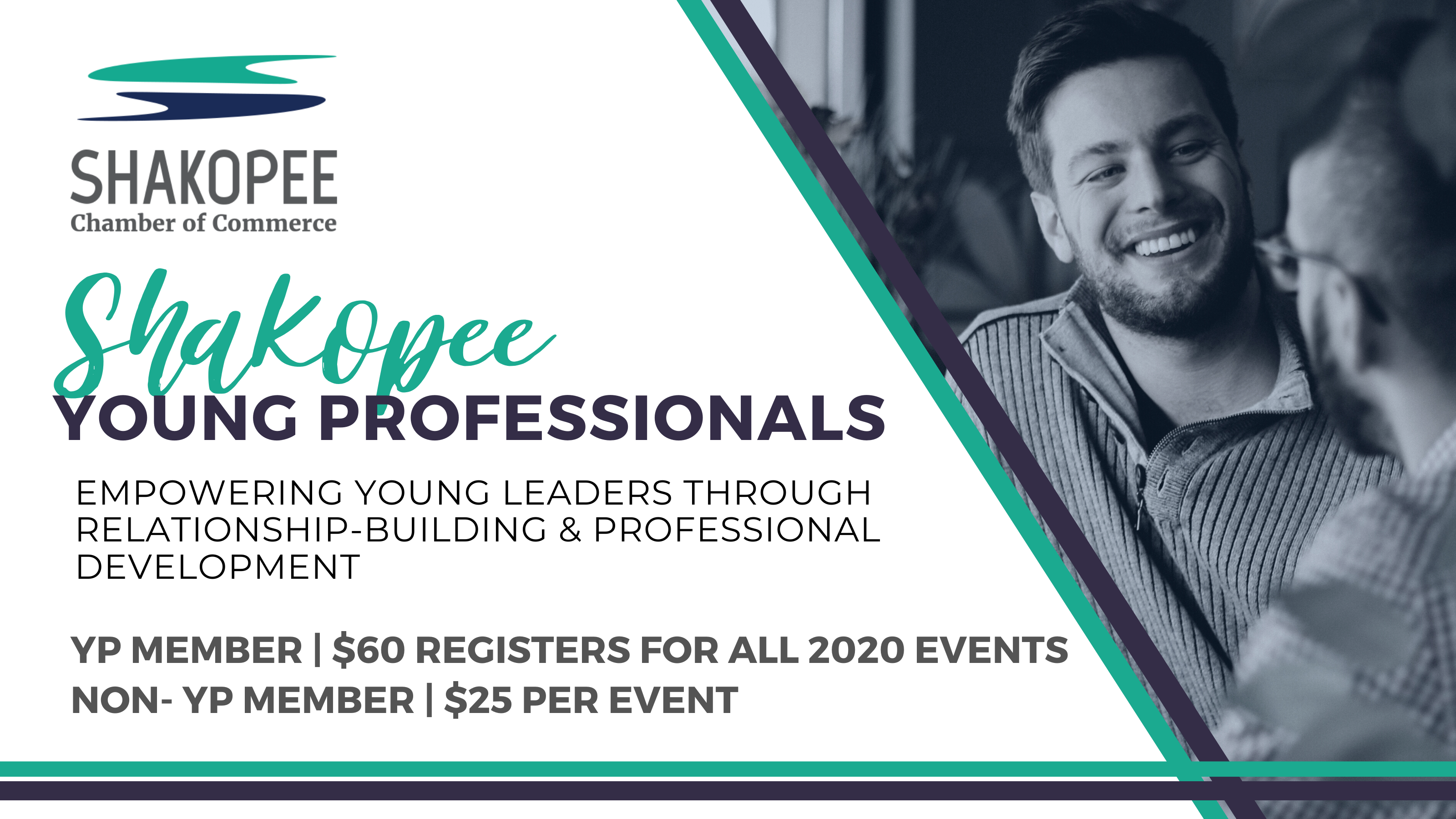 Shakopee Young Professionals- Leadership Development Event