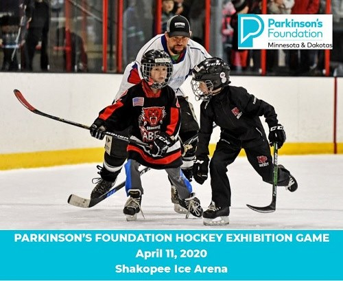 Parkinson's Foundation Hockey Exhibition Game