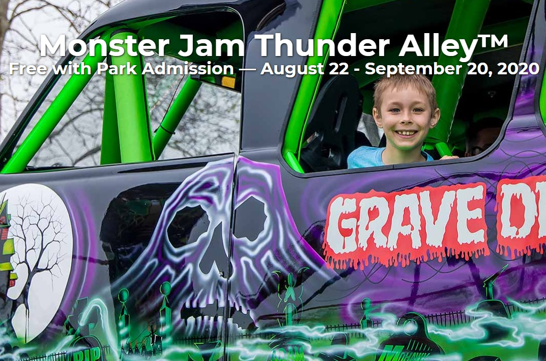 Monster Jam Thunder Alley™