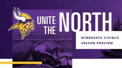 Unite the North – Minnesota Vikings Season Preview