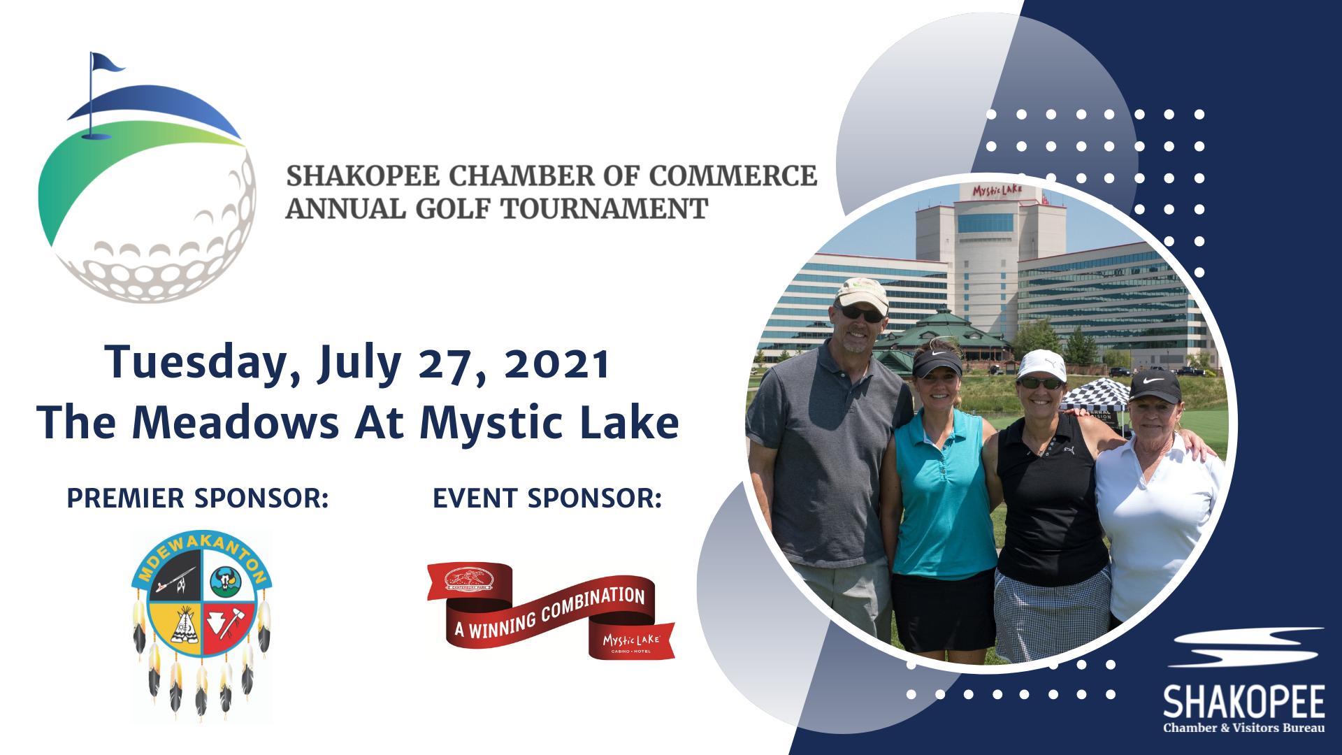 Shakopee Chamber Annual Golf Tournament