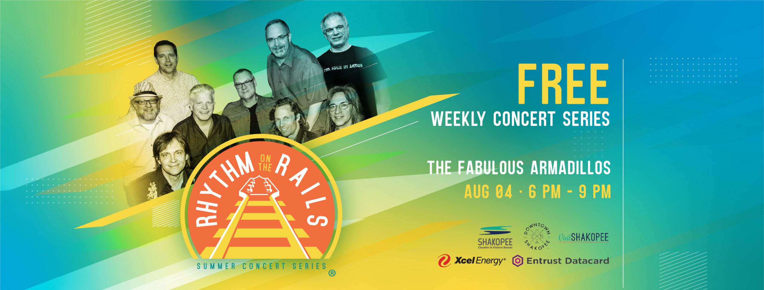 Rhythm on the Rails – Week 4