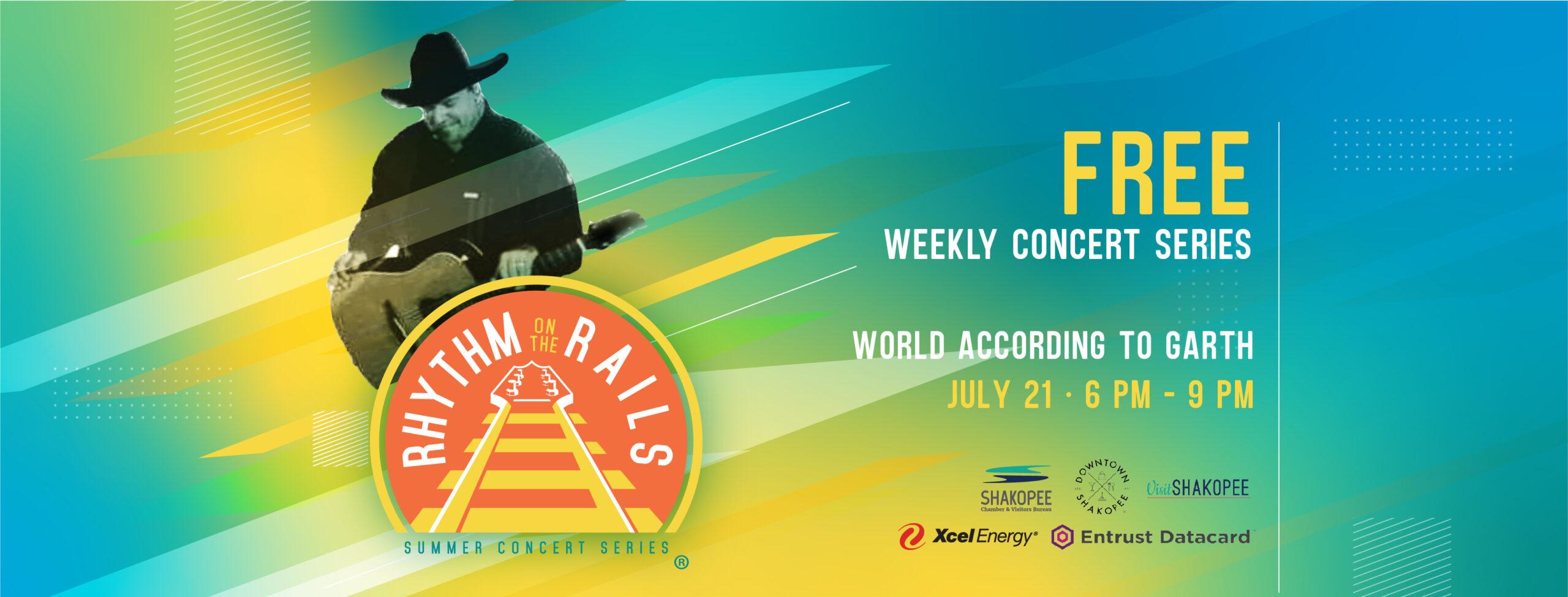 Rhythm on the Rails – Week 2