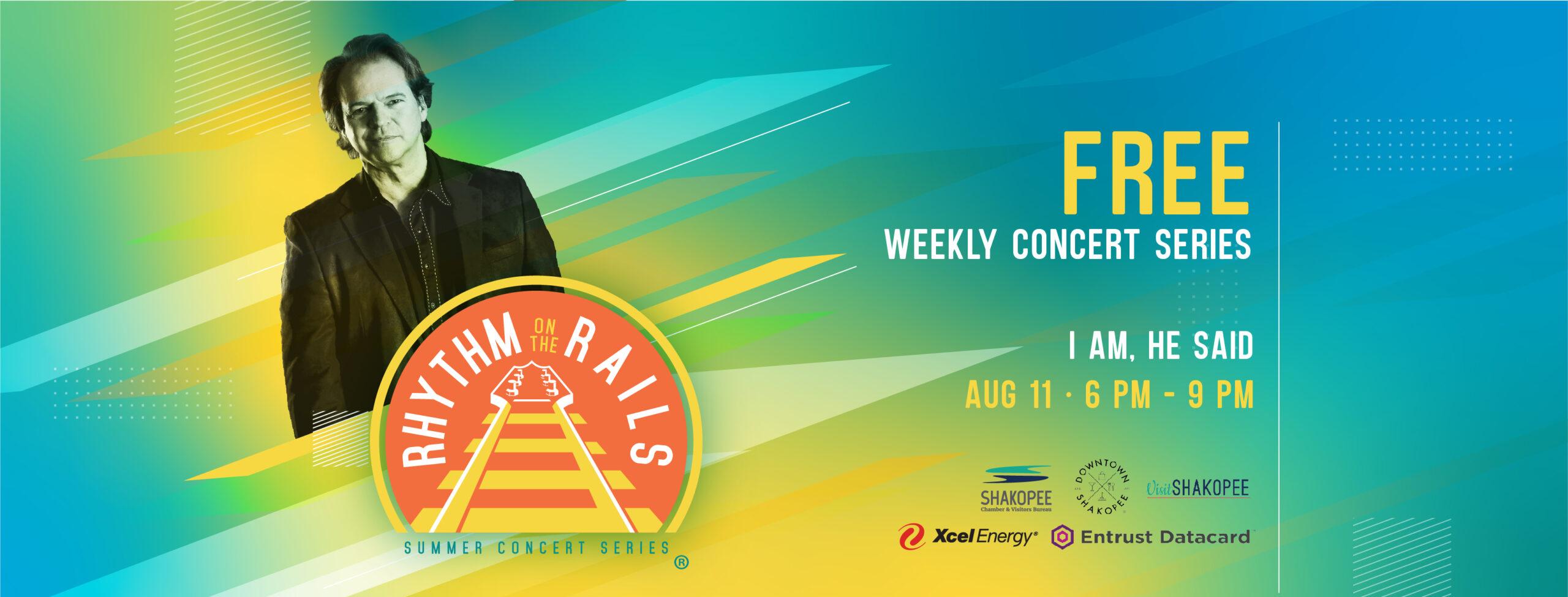 Rhythm on the Rails – Week 5
