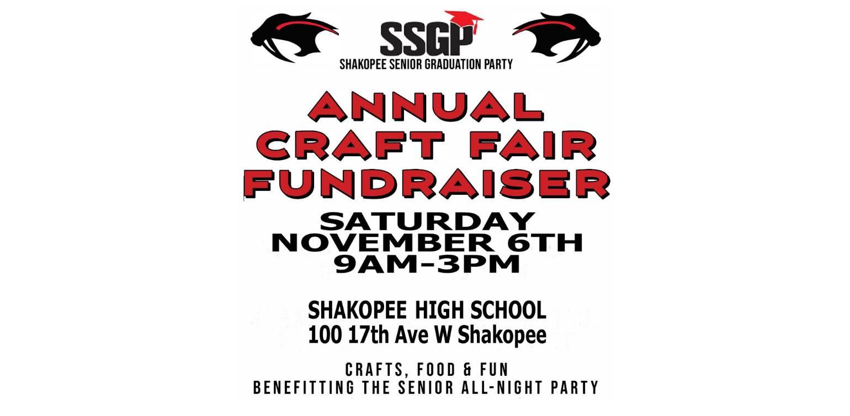 SSGP Craft Fair Fundraiser