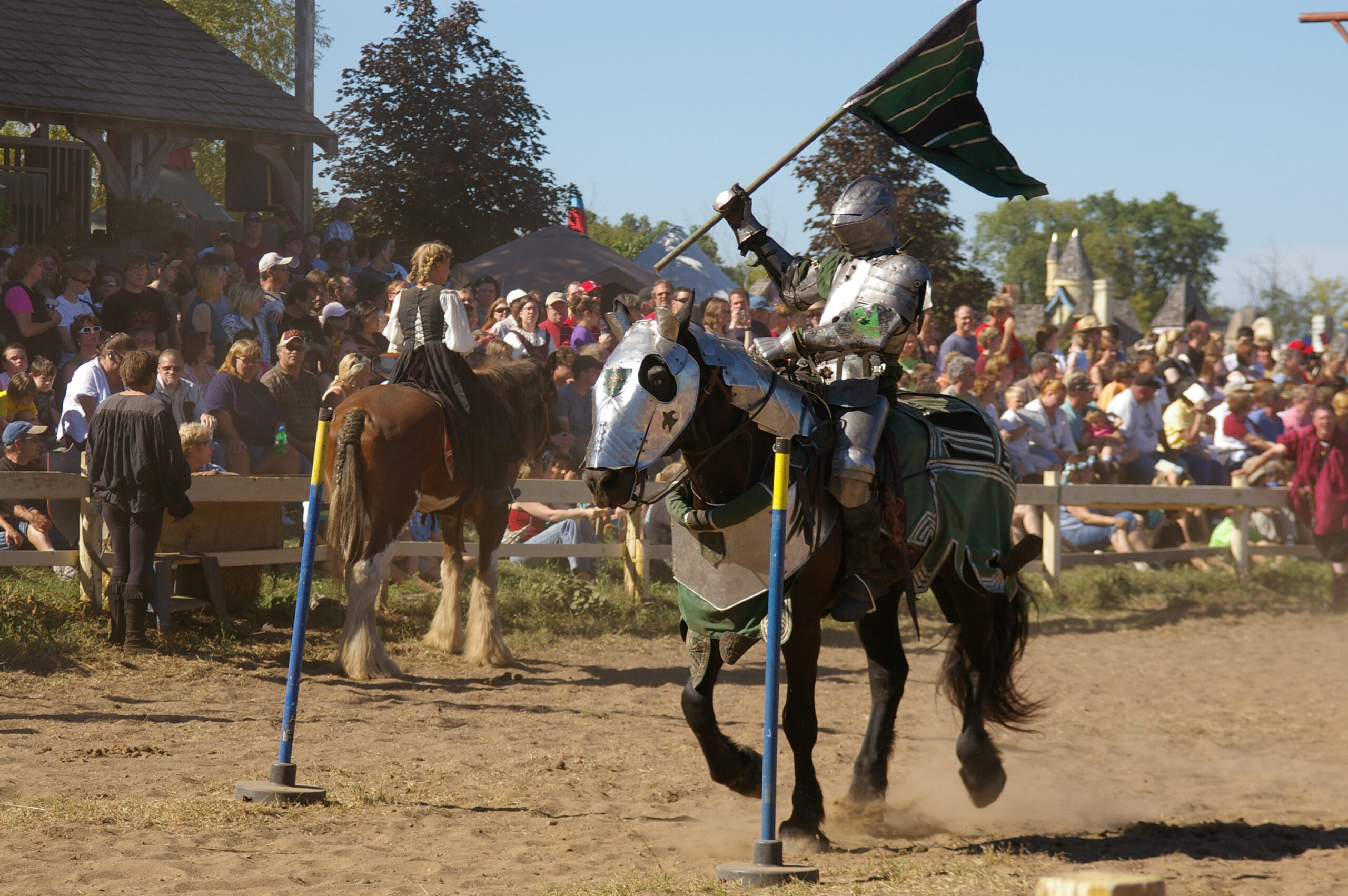 Wake Up With Shakopee At The MN Renaissance Festival!