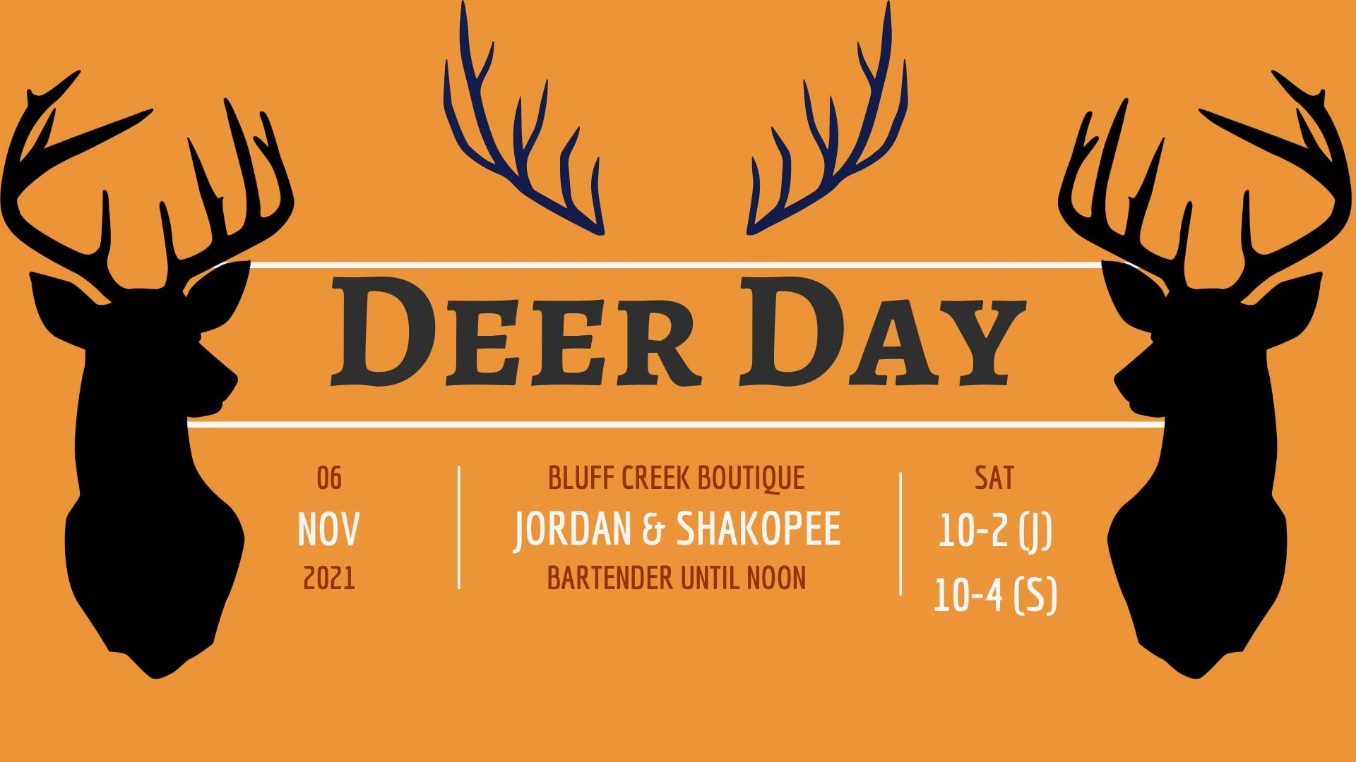 Deer Day