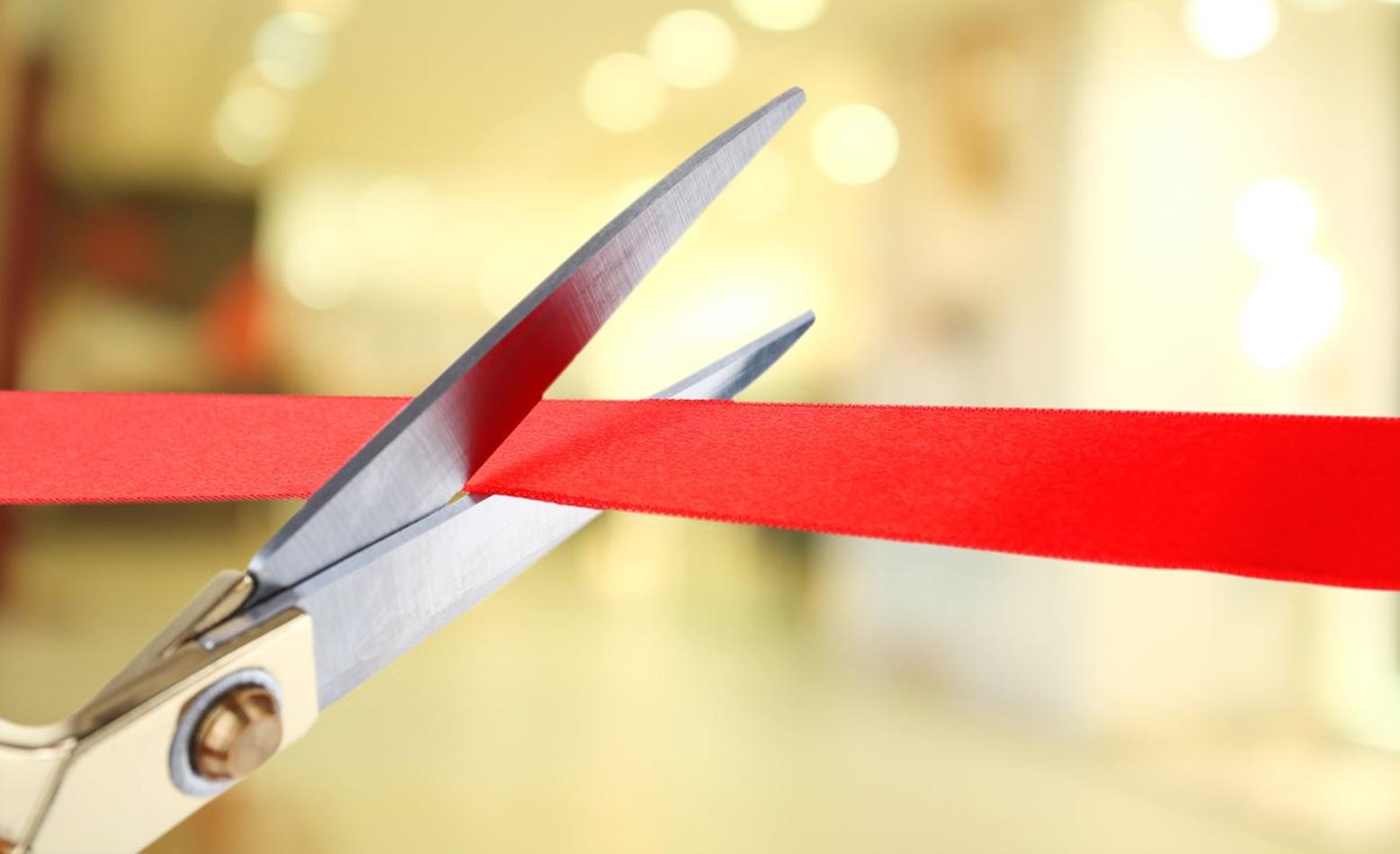 Ribbon Cutting At Novus Home Mortgage